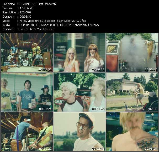 Blink 182 - First Date