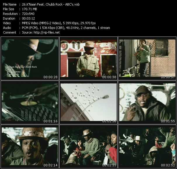 K'Naan Feat. Chubb Rock - ABC's