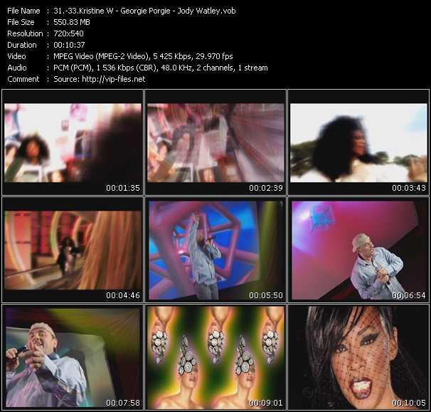 Kristine W - Georgie Porgie - Jody Watley - The Boss (Love To Infinity Radio Edit) - I Believe (Georgie's Original Club Mix) - A Beautiful Life (Love To Infinity Radio Edit)