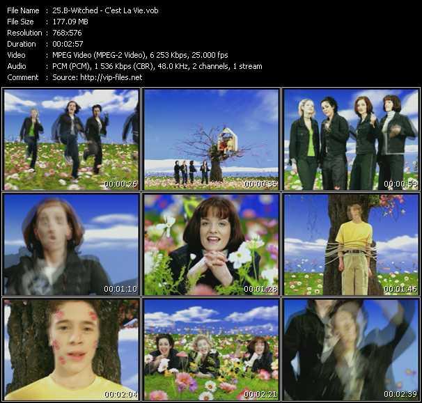 B-Witched - C'est La Vie