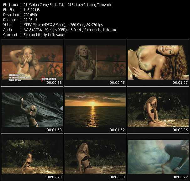 Mariah Carey Feat. T.I. - I'll Be Lovin' U Long Time