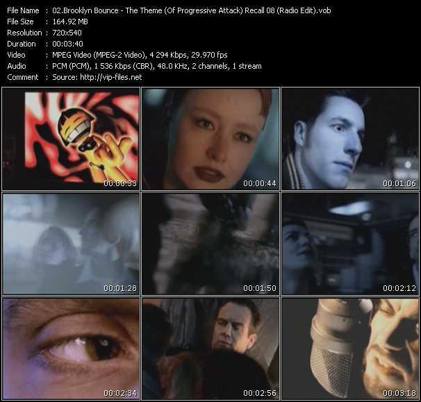 Brooklyn Bounce - The Theme (Of Progressive Attack) Recall 08 (Radio Edit)