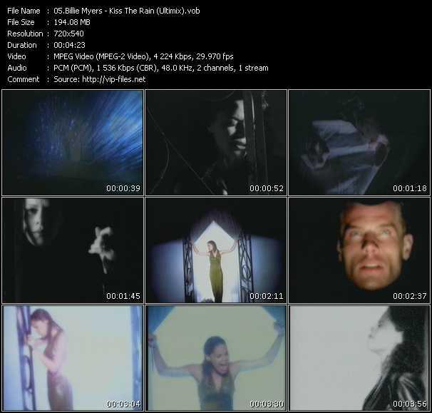 Billie Myers - Kiss The Rain (Ultimix)
