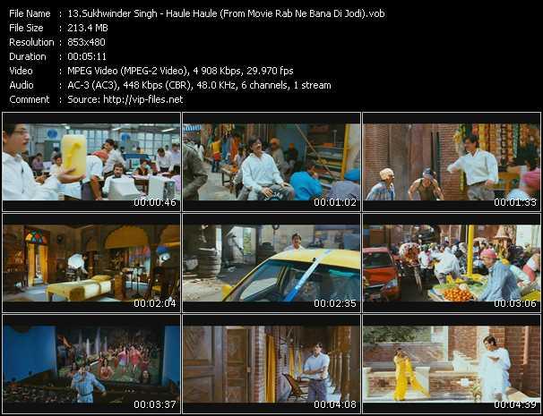Sukhwinder Singh - Haule Haule (From Movie Rab Ne Bana Di Jodi)