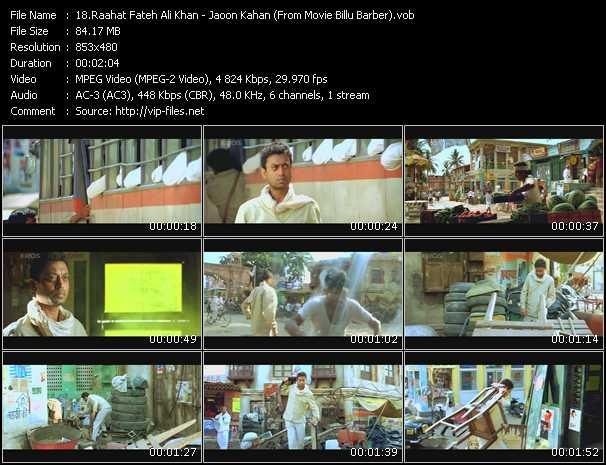 Raahat Fateh Ali Khan - Jaoon Kahan (From Movie Billu Barber)