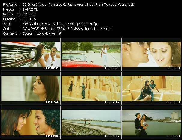 Omer Inayat - Tennu Le Ke Jaana Apane Naal (From Movie Jai Veeru)