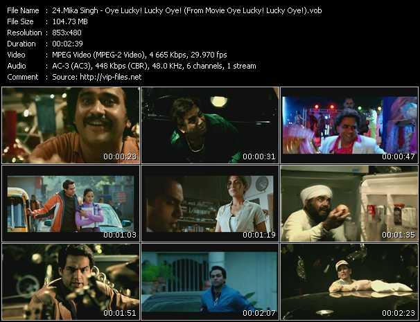Mika Singh - Oye Lucky! Lucky Oye! (From Movie Oye Lucky! Lucky Oye!)