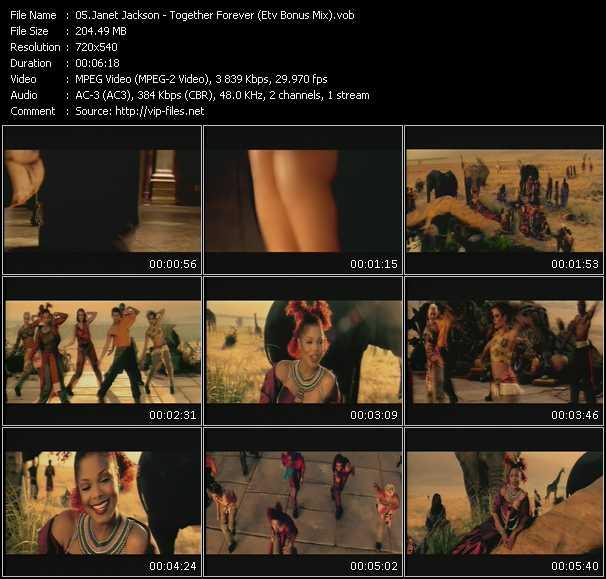 Janet Jackson - Together Forever (ETV Bonus Mix)