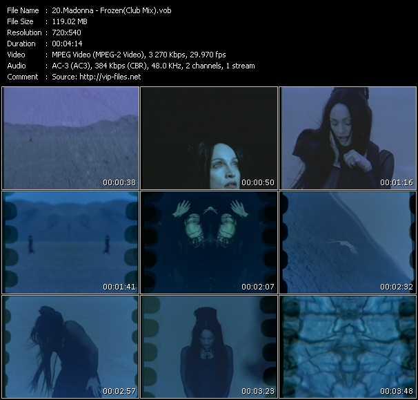 Madonna - Frozen (Club Mix)
