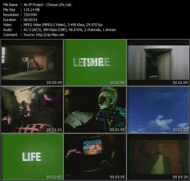 Pf Project - Choose Life