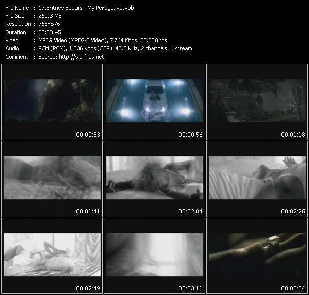 Britney Spears - My Perogative