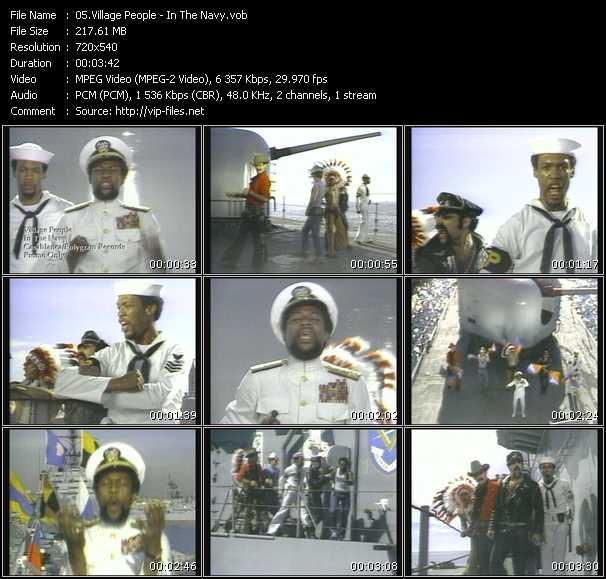 V. P. - In The Navy
