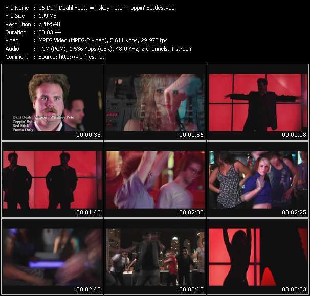 Dani Deahl Feat. Whiskey Pete - Poppin' Bottles