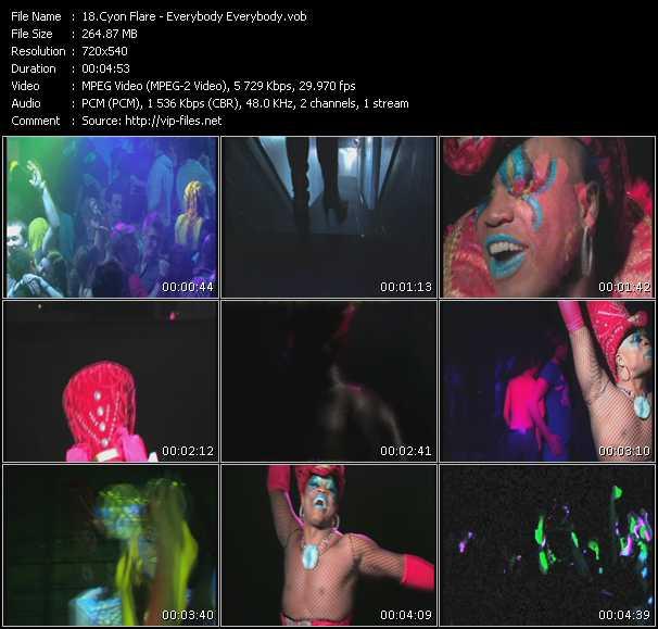 Cyon Flare - Everybody Everybody