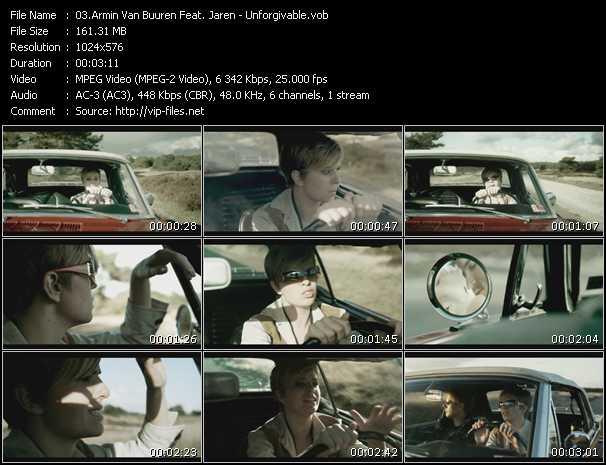 Armin Van Buuren Feat. Jaren - Unforgivable