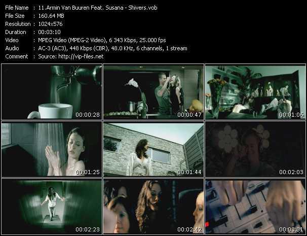 Armin Van Buuren Feat. Susana - Shivers