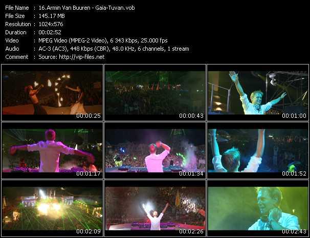 Armin Van Buuren - Gaia-Tuvan