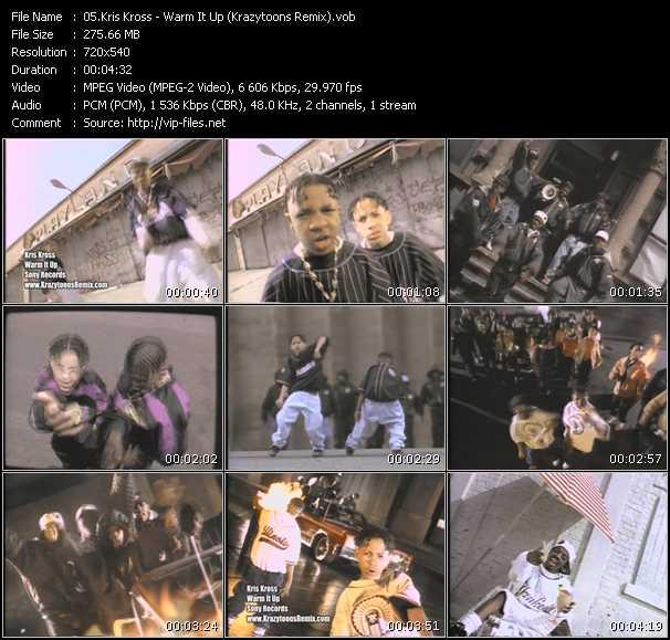 Kris Kross - Warm It Up (Krazytoons Remix)