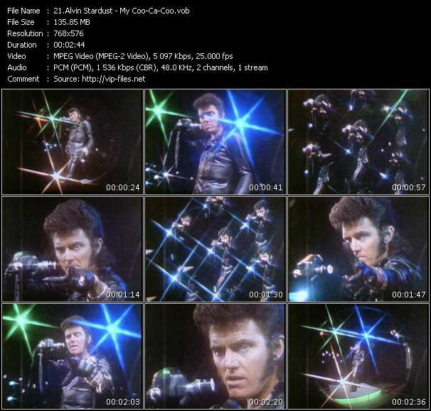 Alvin Stardust - My Coo-Ca-Coo