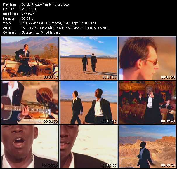 Lighthouse Family - Lifted