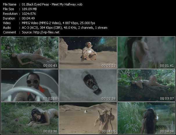 Black Eyed Peas - Meet My Halfway