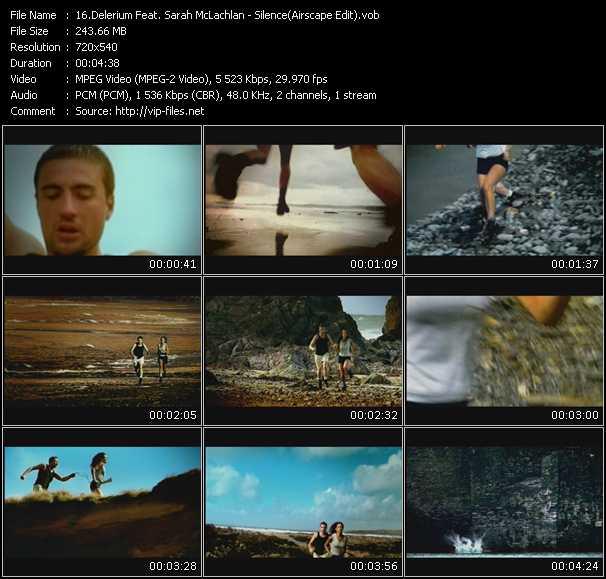 Delerium Feat. Sarah McLachlan - Silence (Airscape Edit)