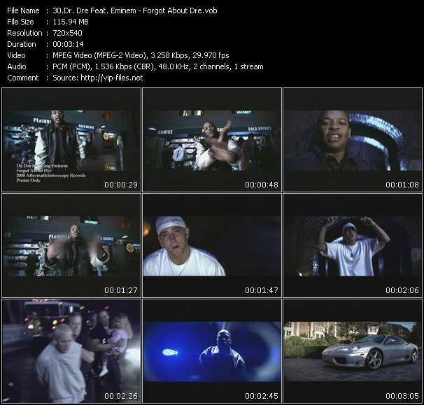 Dr. Dre Feat. Eminem - Forgot About Dre