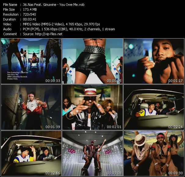 Nas Feat. Ginuwine - You Owe Me