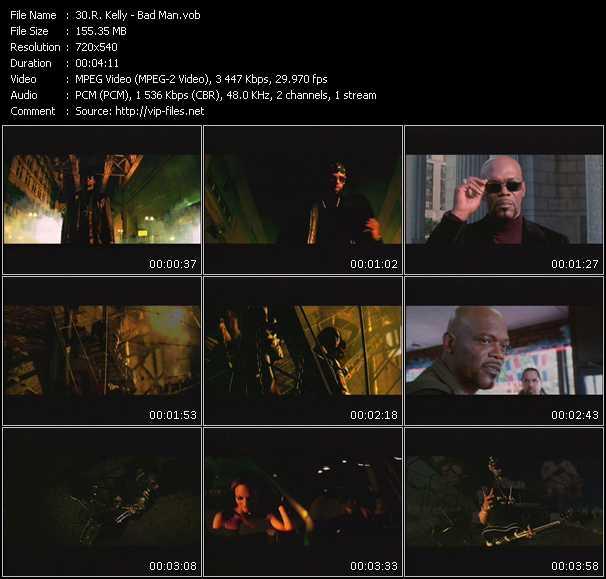 R. Kelly - Bad Man