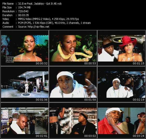 Eve Feat. Jadakiss - Got It All