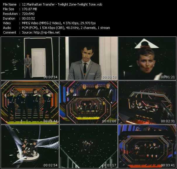 Manhattan Transfer - Twilight Zone-Twilight Tone