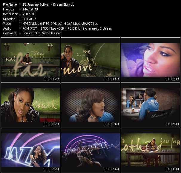 Jazmine Sullivan - Dream Big