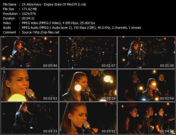 Alicia Keys - Empire State Of Mind Pt Ii