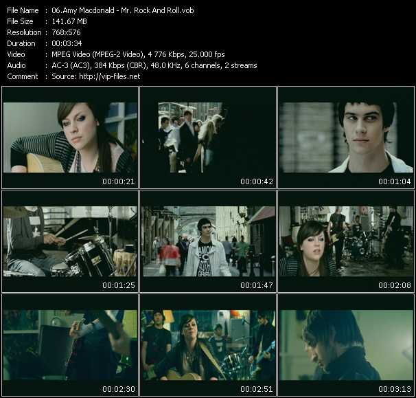 Amy Macdonald - Mr. Rock And Roll