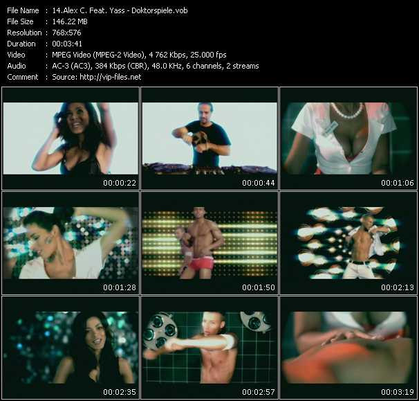 Alex C. Feat. Yasmin K. (Y-Ass) - Doktorspiele
