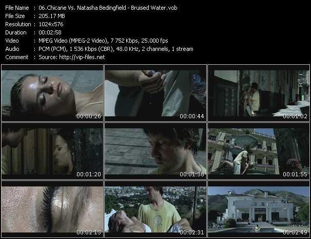 Chicane Vs. Natasha Bedingfield - Bruised Water