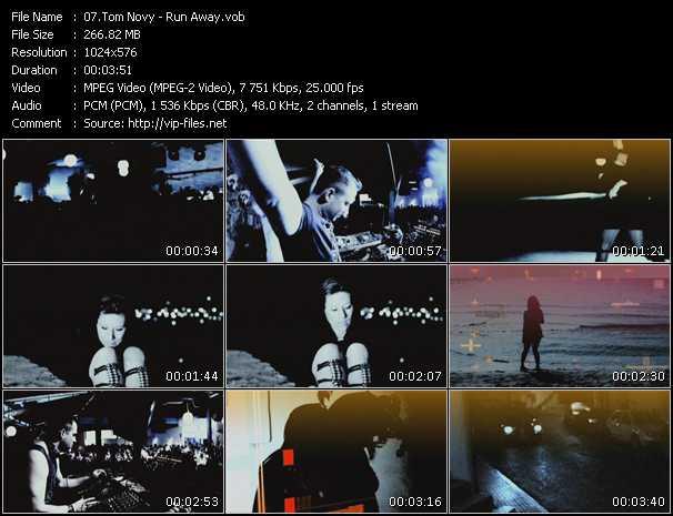 Tom Novy - Run Away