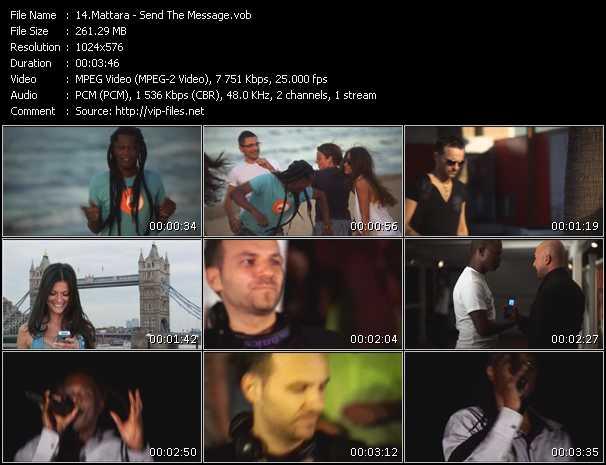 Mattara - Send The Message
