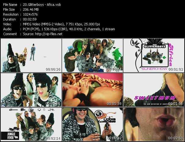 Glitterboys - Afica