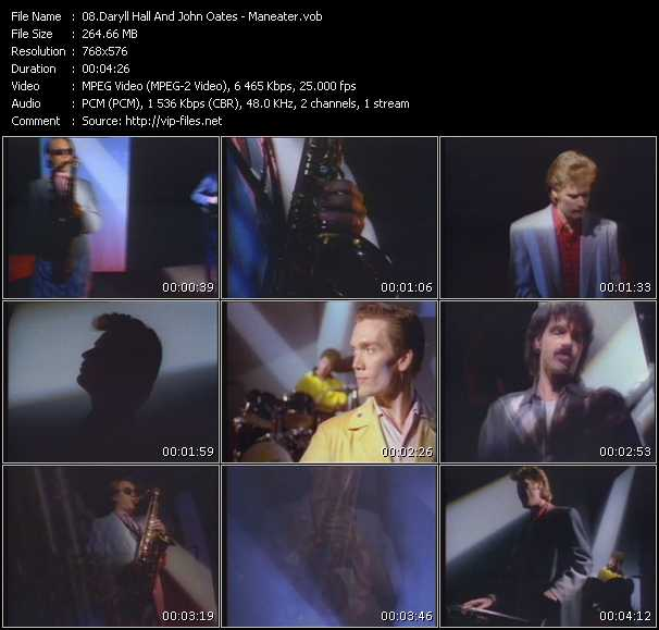Hall And Oates (Daryl Hall And John Oates) - Maneater