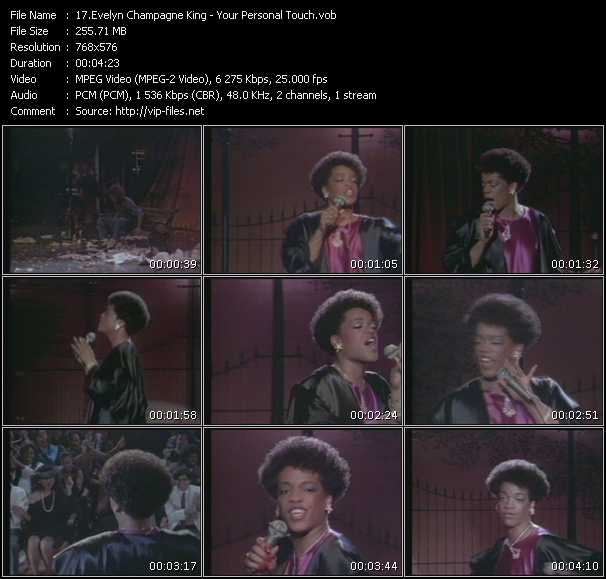 Evelyn King (Evelyn Champagne King) - Your Personal Touch