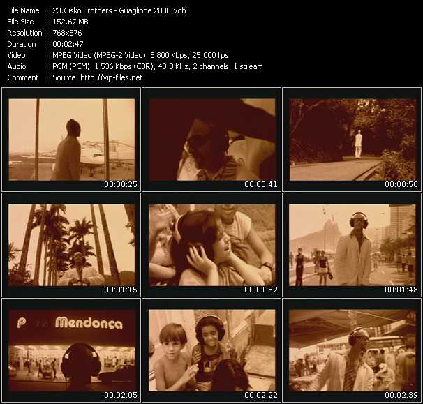 Cisko Brothers - Guaglione 2008