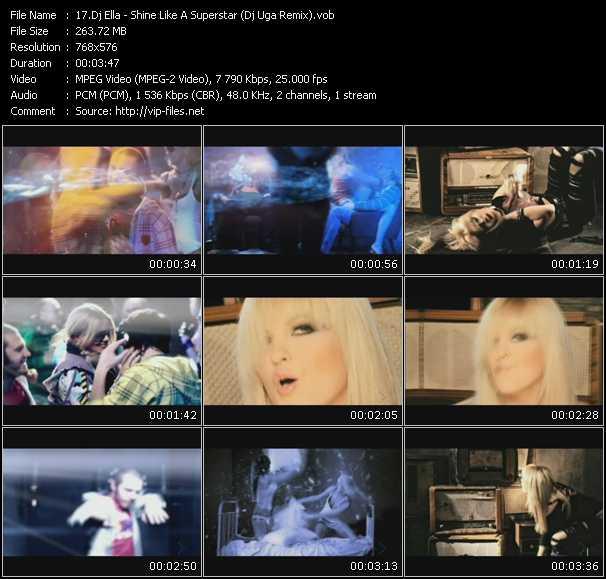 Dj Ella - Shine Like A Superstar (Dj Uga Remix)