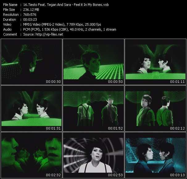 Tiesto Feat. Tegan And Sara - Feel it In My Bones