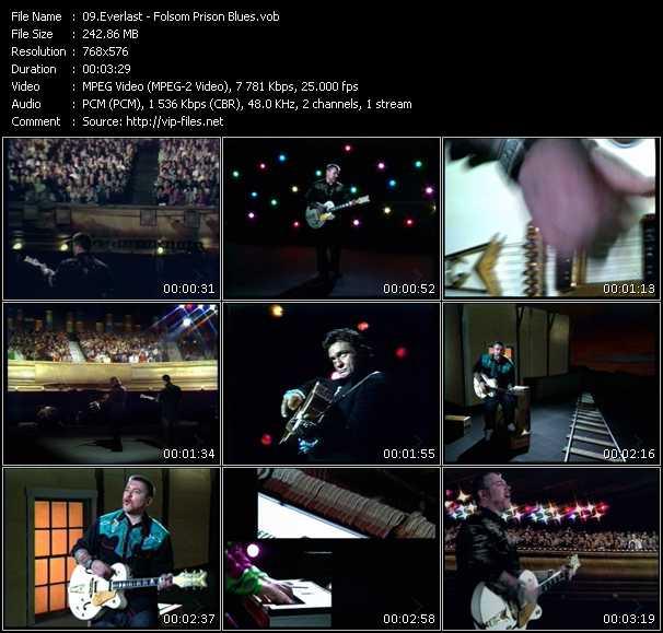 Everlast - Folsom Prison Blues