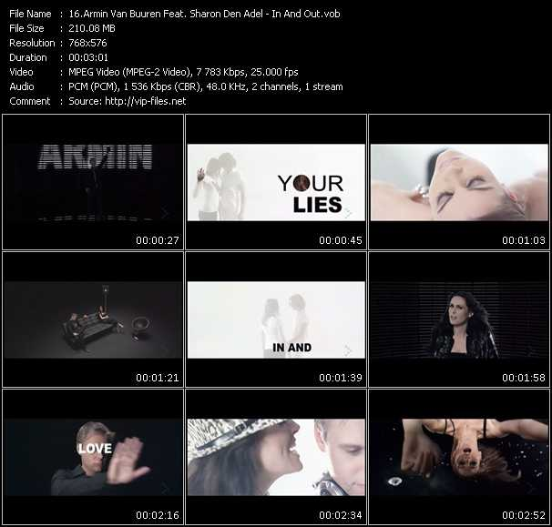 Armin Van Buuren Feat. Sharon Den Adel - In And Out