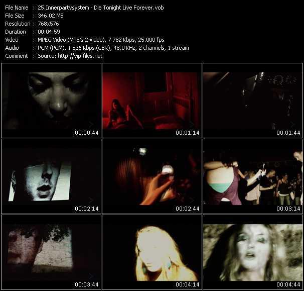 Innerpartysystem - Die Tonight Live Forever