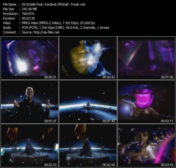 Estelle Feat. Kardinal Offishall - Freak