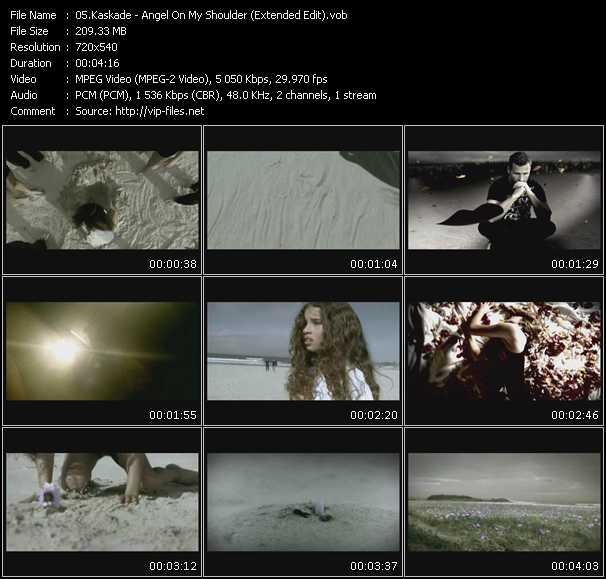 Kaskade - Angel On My Shoulder (Extended Edit)