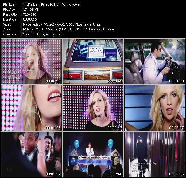 Kaskade Feat. Haley - Dynasty